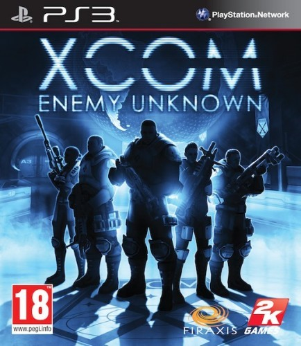 XCOM: Enemy Unknown (PS3)