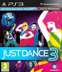 Just Dance 3 (Bazar/ PS3 - Move)