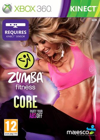 Zumba 3 Fitness Core (Bazar/ Xbox 360 - Kinect)