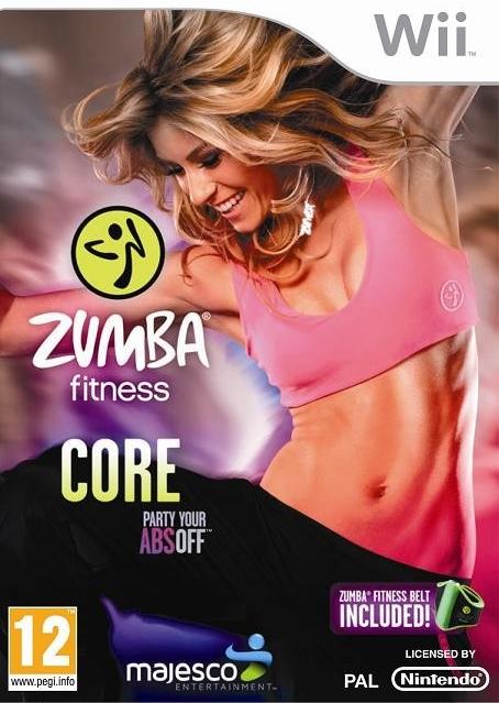 Zumba 3 Fitness Core (Bazar/ Wii) - DE