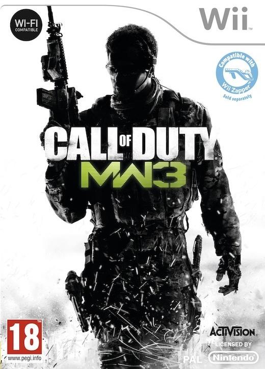 Call of Duty: Modern Warfare 3 (Bazar/ Wii)