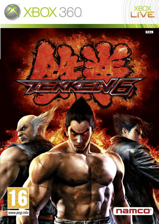 Tekken 6 (Bazar/ Xbox 360)