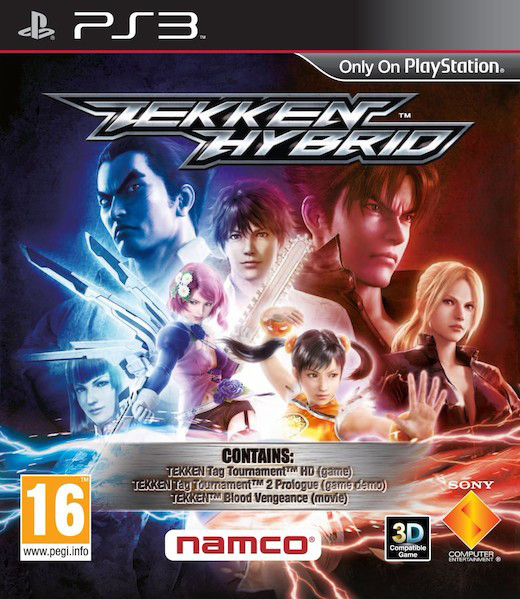 Tekken Hybrid (Bazar/ PS3)