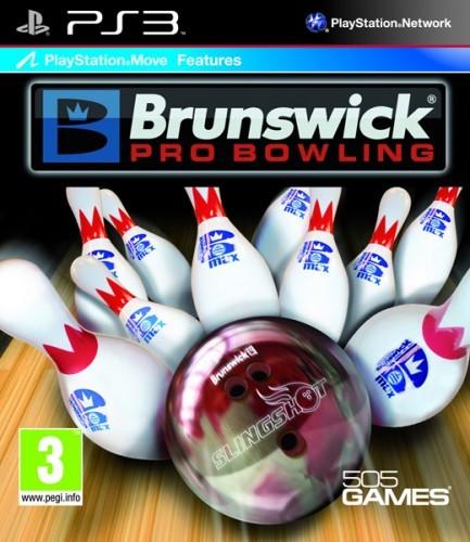 Brunswick Pro Bowling (Bazar/ PS3 - Move)