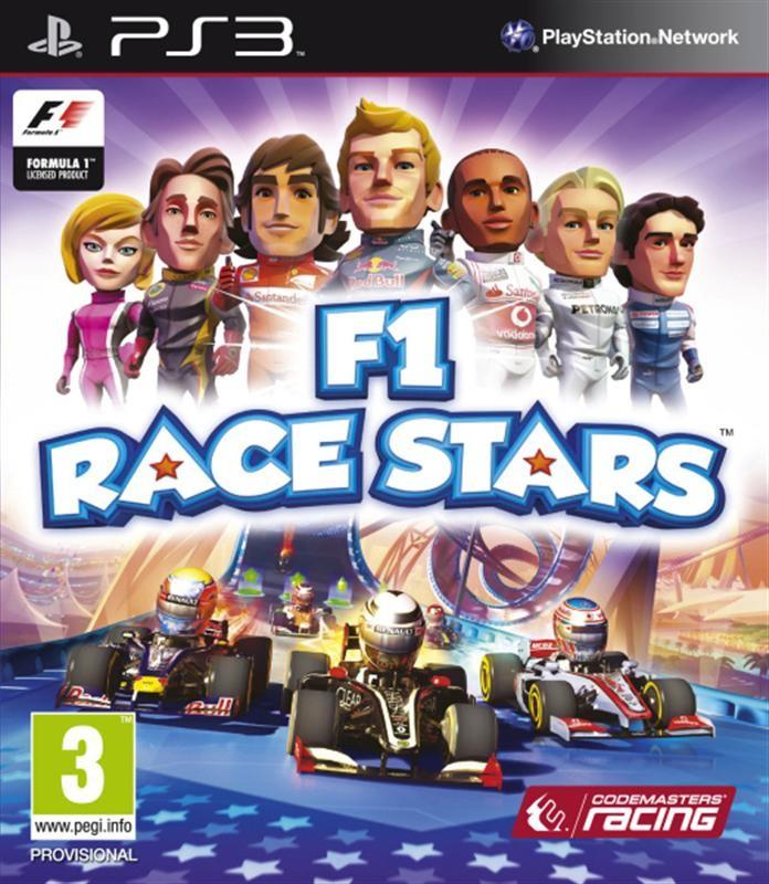 F1 Race Stars (Bazar/ PS3)