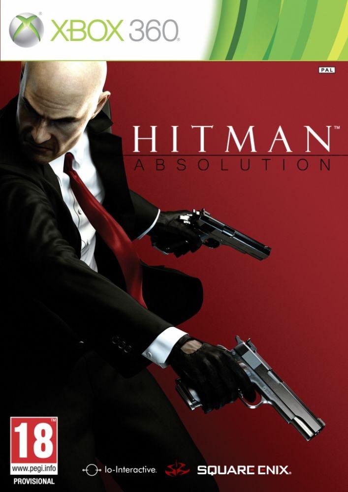 Hitman: Absolution (Bazar/ Xbox 360)