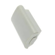 Kryt na AA baterie pro bezdrátový ovladač Xboxu 360- bílý (Bazar/ Xbox 360)