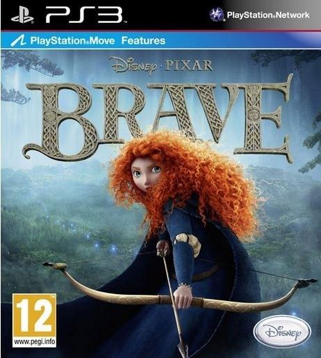 Brave (Bazar/ PS3 - Move)