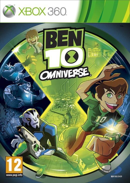Ben 10: Omniverse (Bazar/ Xbox 360)