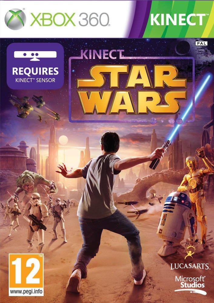 Kinect Star Wars (Bazar/ Xbox 360 - Kinect)