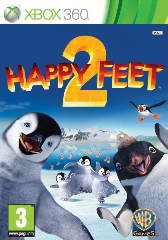 Happy Feet 2 (Bazar/ Xbox 360)