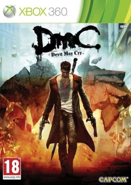DMC: Devil May Cry (Bazar/ Xbox 360)