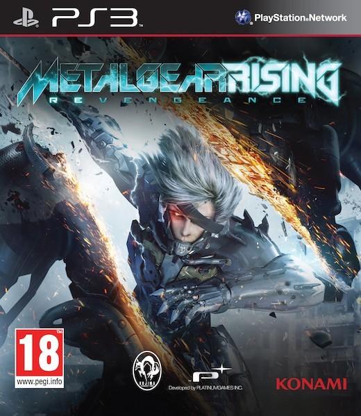 Metal Gear Rising: Revengeance (Bazar/ PS3)