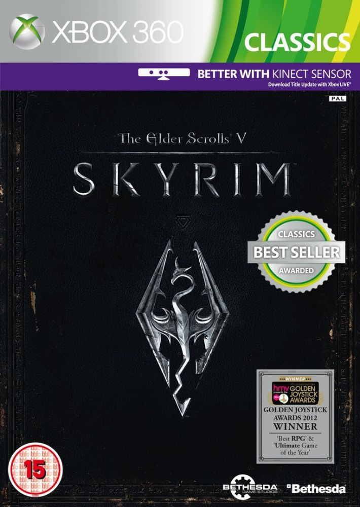 The Elder Scrolls V: Skyrim (Bazar/ Xbox 360)