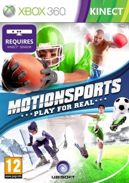 Motion Sports (Bazar/ Xbox 360 - Kinect)