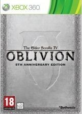 The Elder Scrolls: Oblivion 5th Anniversary Edition (Bazar/ Xbox 360)