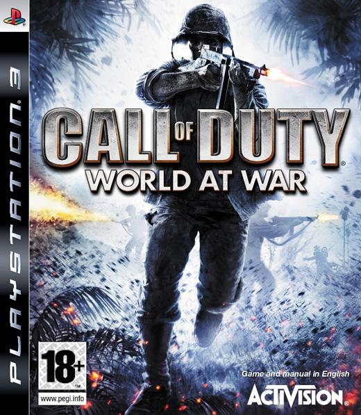 Call of Duty: World at War (Bazar/ PS3)