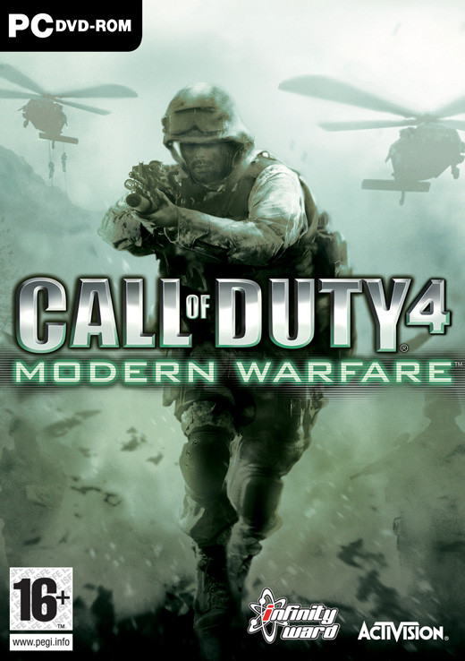 Call Of Duty 4: Modern Warfare (PC)