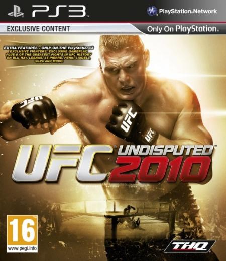 UFC 2010 Undisputed (Bazar/ PS3)