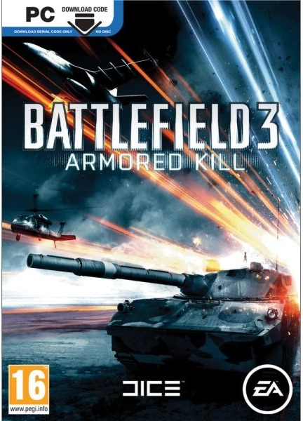 Battlefield 3: Armored Kill CZ (PC)