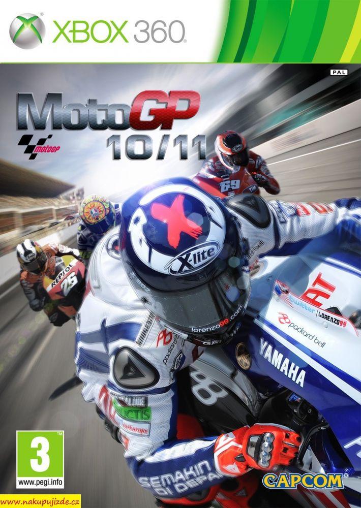 MotoGP 10/11 (Bazar/ Xbox 360)