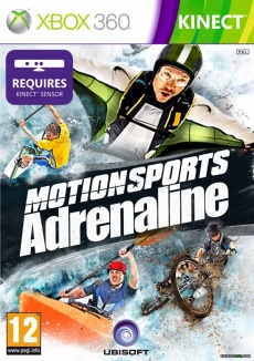 MotionSports Adrenaline (Bazar/ Xbox 360 - Kinect)