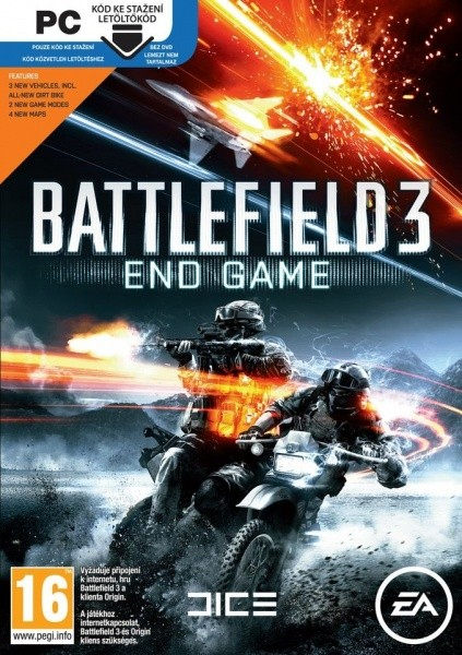 Battlefield 3: End Game (PC)