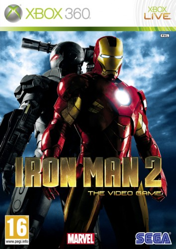 Iron Man 2 (Bazar/ Xbox 360)