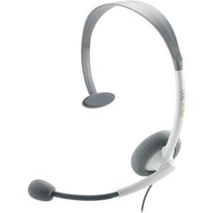 Headset Microsoft Xbox 360 - šedé (Bazar/ Xbox 360)