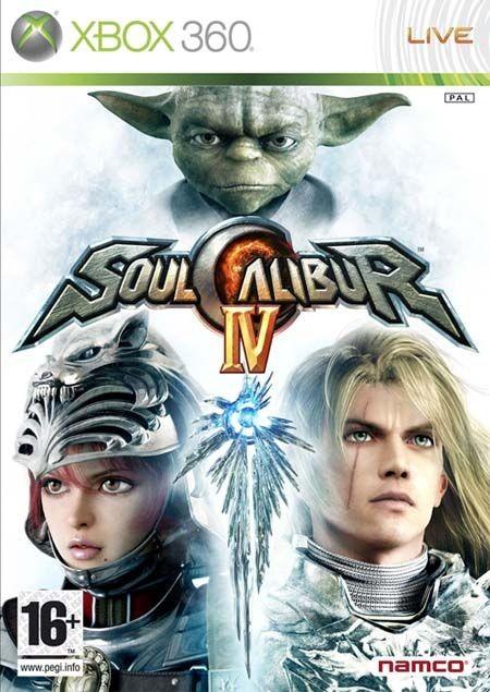 Soul Calibur IV (Bazar/ Xbox 360)