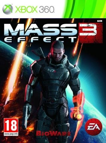 Mass Effect 3 CZ (Xbox 360)