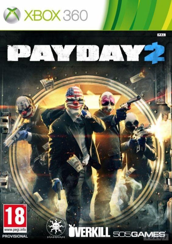 PayDay 2 (Bazar/ Xbox 360)
