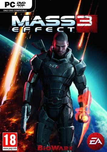Mass Effect 3 CZ (PC)
