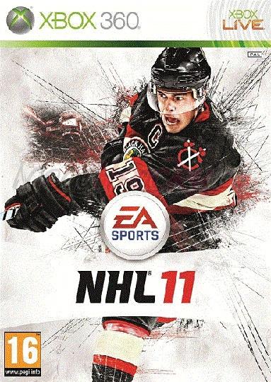 NHL 11 (Bazar/ Xbox 360)