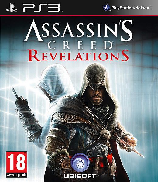 Assassins Creed: Revelations (Bazar/ PS3)