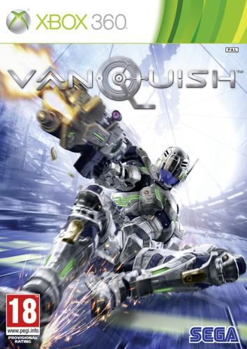 Vanquish Limit. Edice. (Bazar/ Xbox 360)