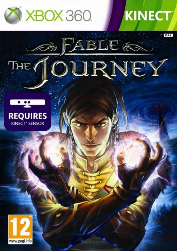 Fable: The Journey (Bazar/ Xbox 360 - Kinect)