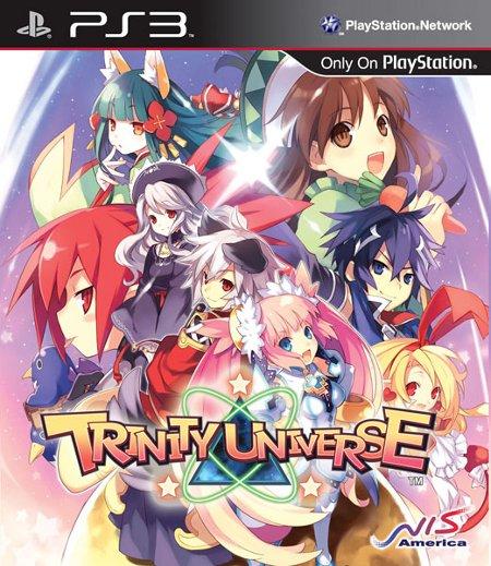 Trinity Universe (Bazar/ PS3)