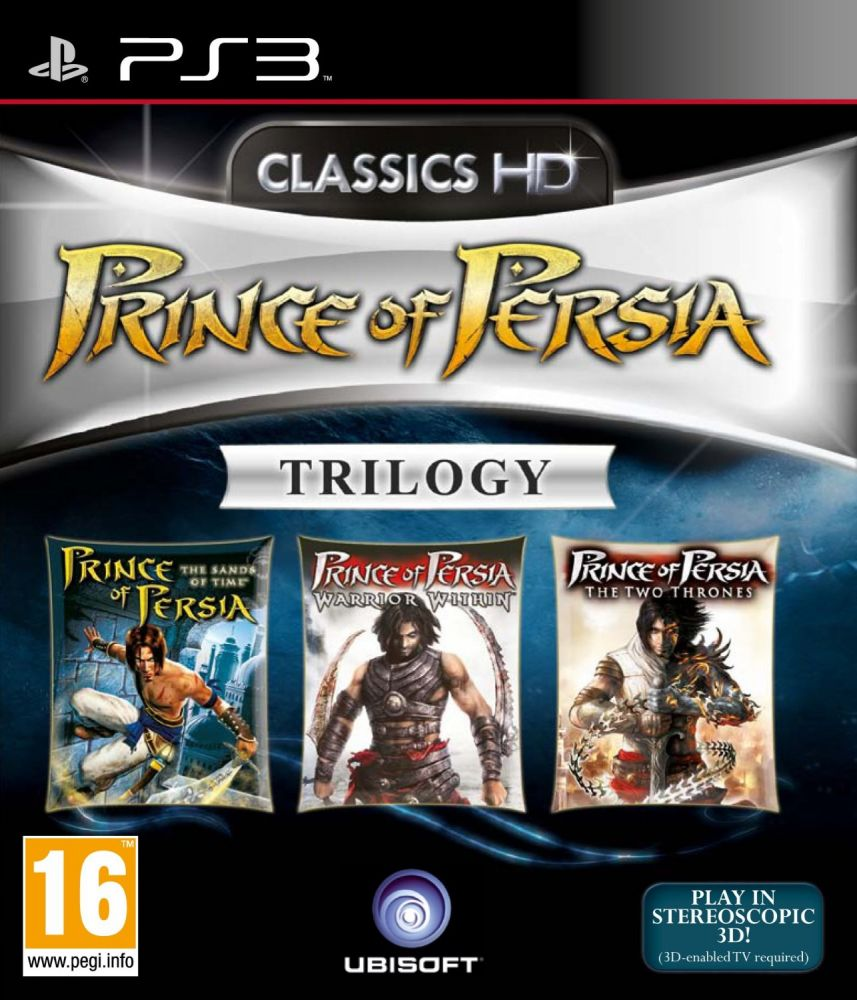 Prince of Persia Trilogy HD (Bazar/ PS3)
