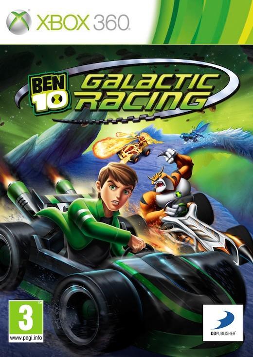 Ben 10: Galactic Racing (Bazar/ Xbox 360)