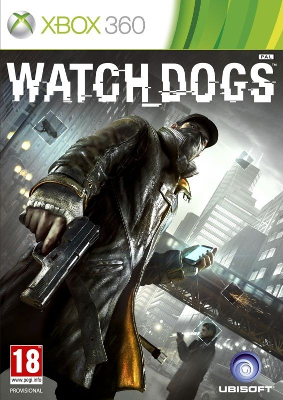Watch Dogs CZ (Xbox 360)