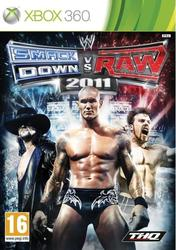 WWE Smackdown vs Raw 2011 (Bazar/ Xbox 360)