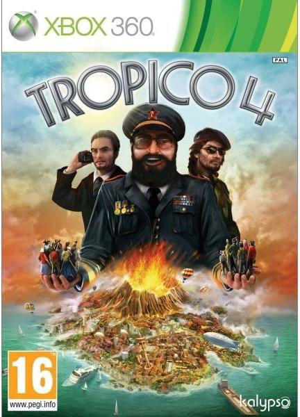 Tropico 4 (Bazar/ Xbox 360)