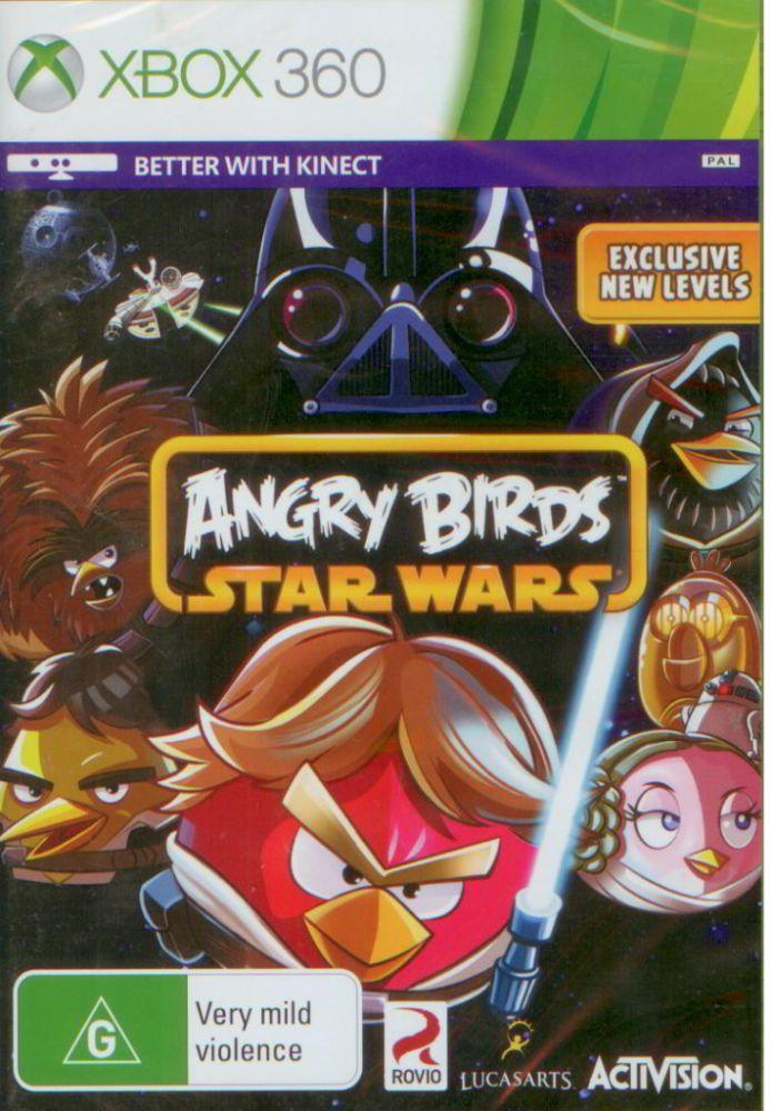 Angry Birds Star Wars (Bazar/ Xbox 360 - Kinect)