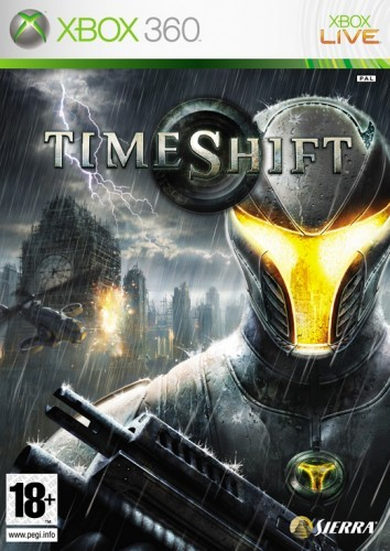 TimeShift (Bazar/ Xbox 360)