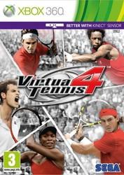 Virtua Tennis 4 (Bazar/ Xbox 360 - Kinect)