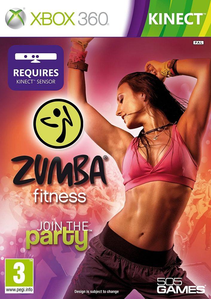 Zumba Fitness (Bazar/ Xbox 360 - Kinect)