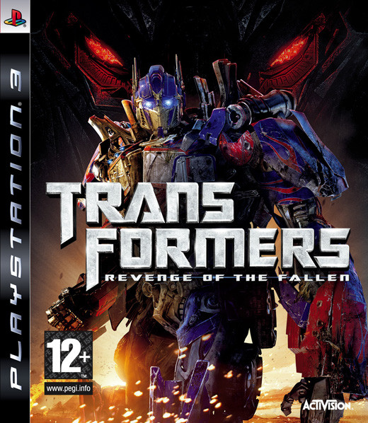 Transformers: Revenge of the Fallen (Bazar/ PS3)