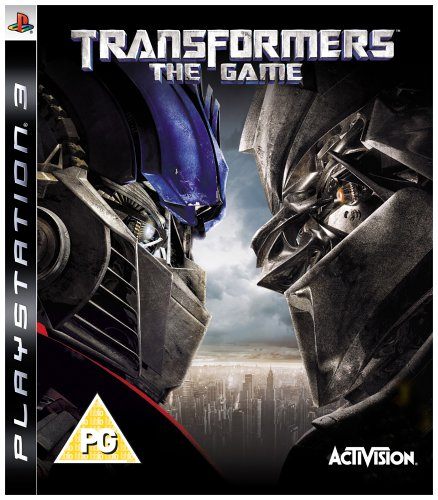Transformers: The Game (Bazar/ PS3)