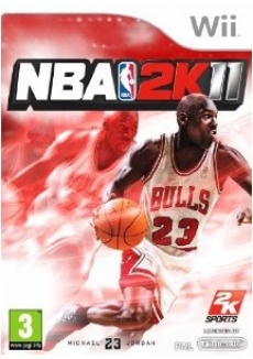 NBA 2K11 (Bazar/ Wii)